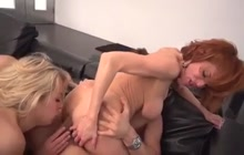 Squirting anal threesome with Zoey Monroe and Veronica Avluv